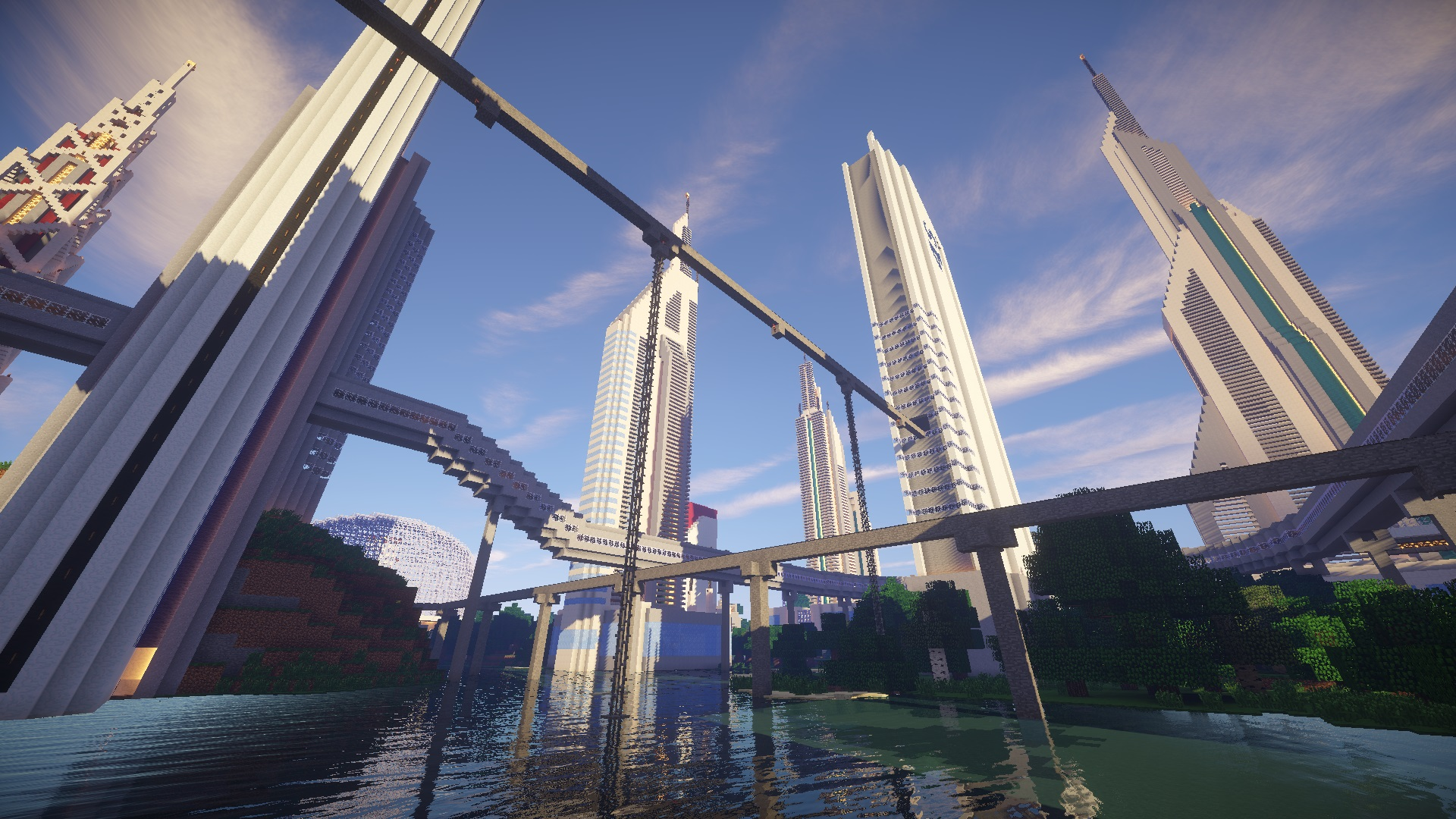 Future City / Город будущего v 3.4